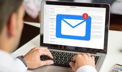 Conseils en solutions de communication internet (adresses mail)
